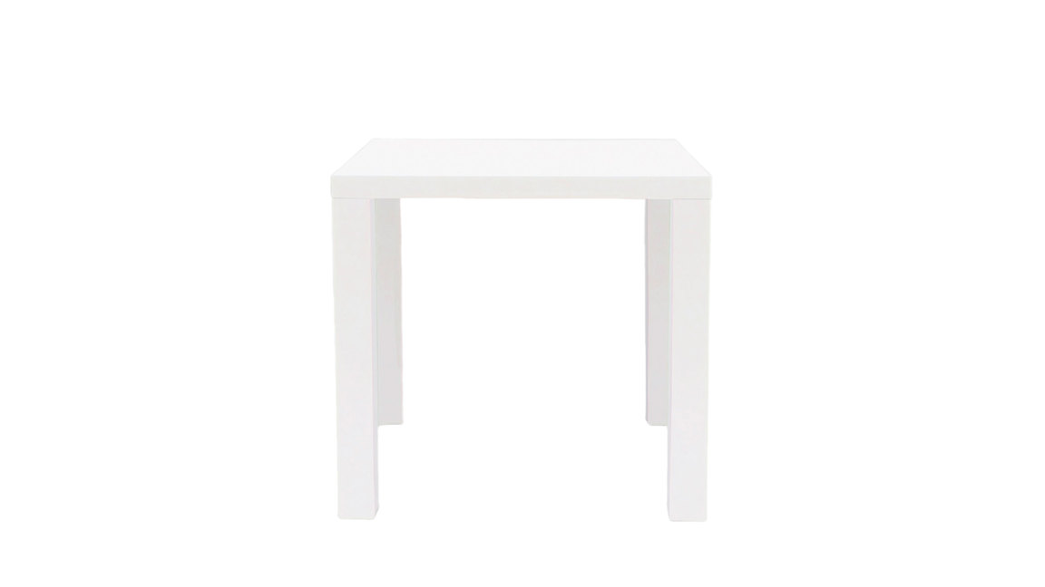 Esstisch, auch als Schreibtisch einsetzbar