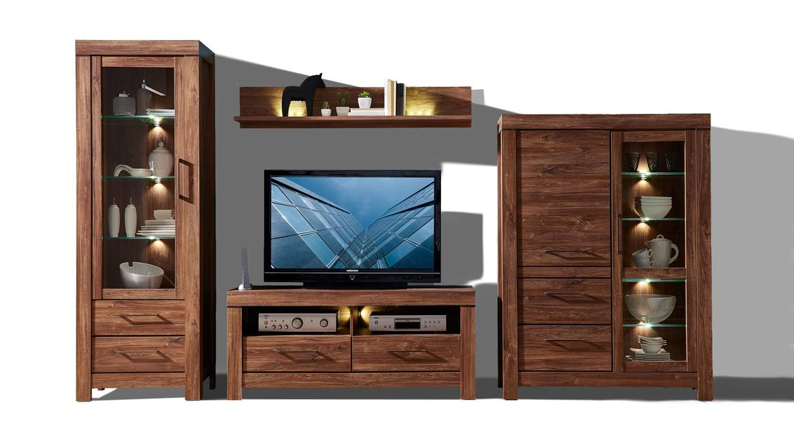 moderne Wohnkombination - Wohnwand