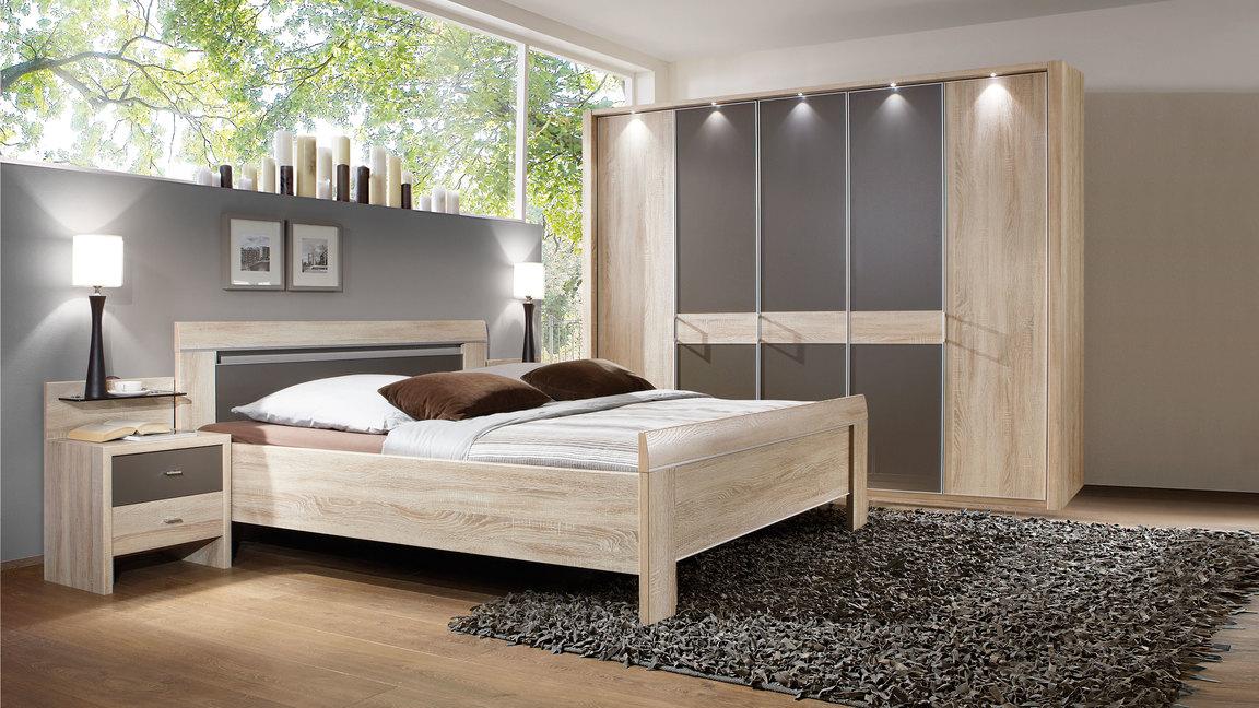 WIEMANN Schlafzimmer mit Kleiderschrank