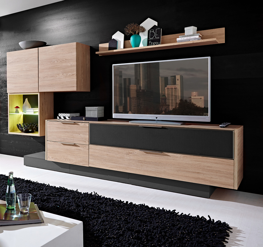 moderne Wohnkombination