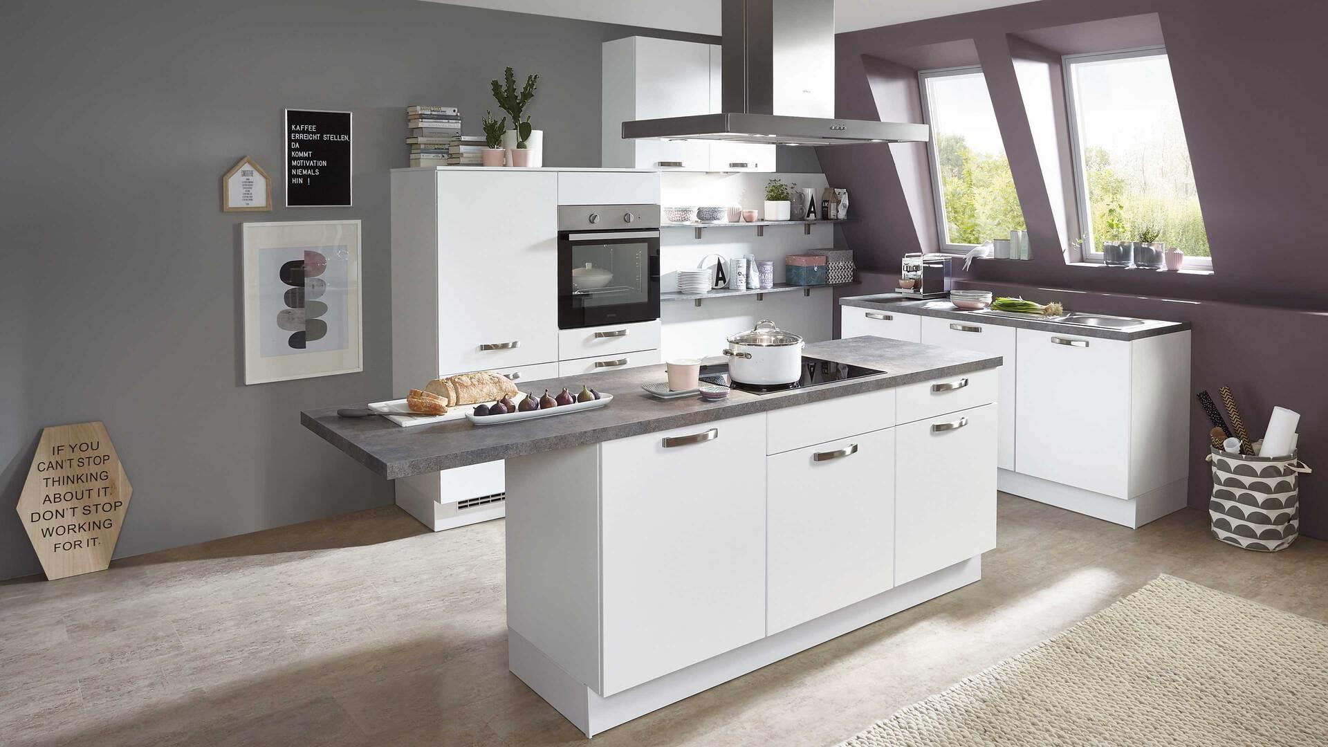 nobilia Einbauküche Speed mit gorenje Elektrogeräten