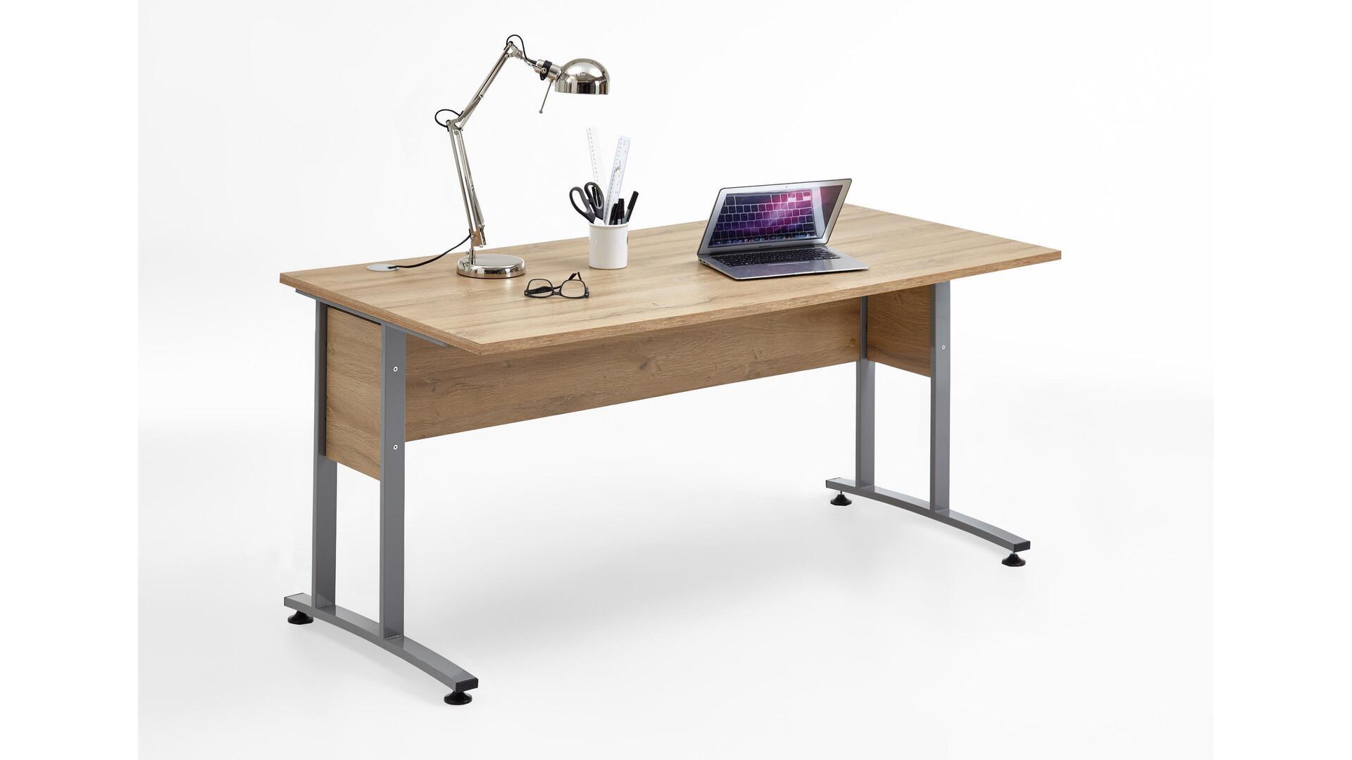 Schreibtisch als Büromöbel