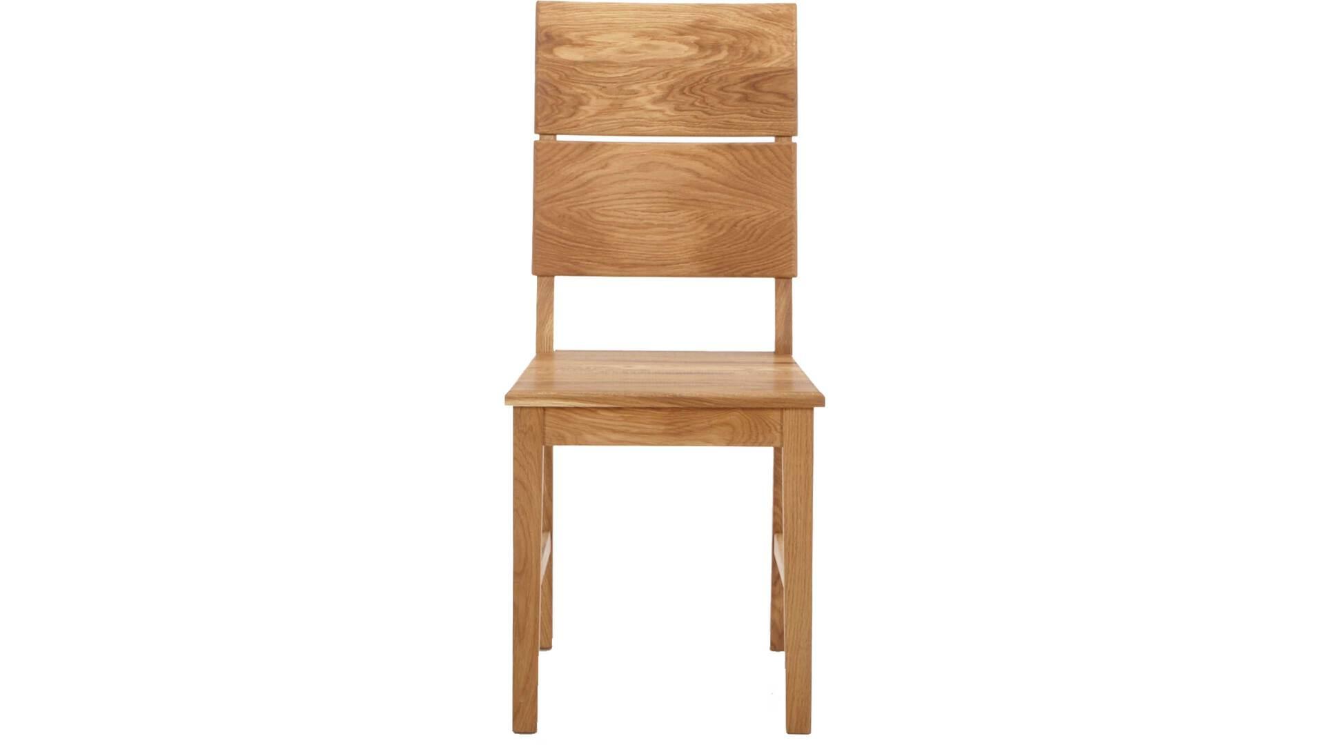 Click&Collect Stuhl bzw. Massivholzmöbel