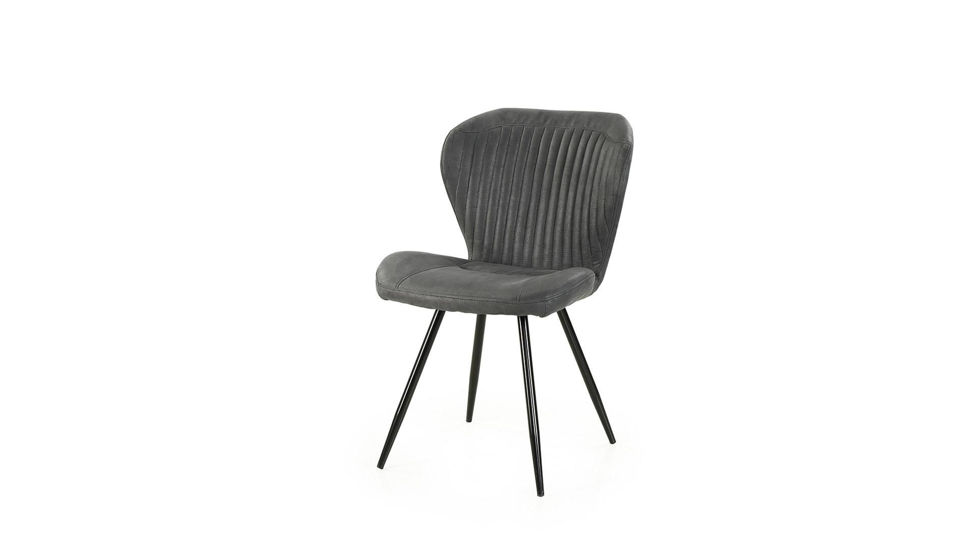 Click&Collect Vierfuß-Polsterstuhl als Sitzmöbel