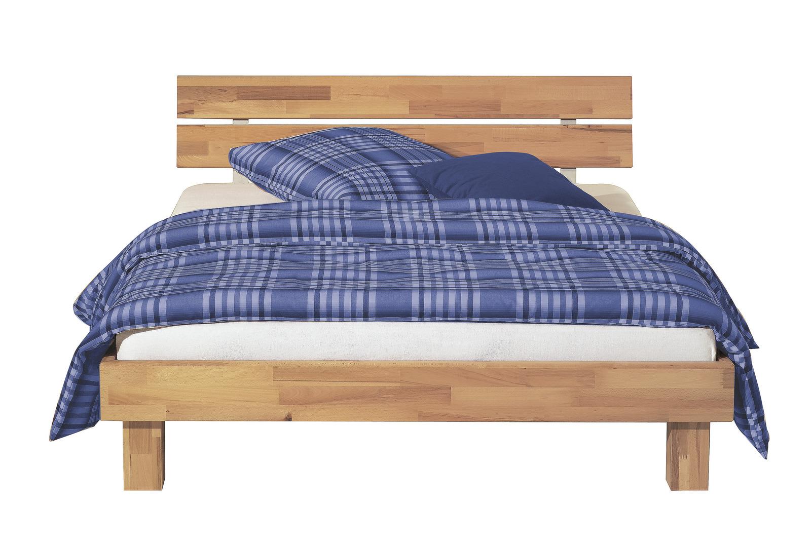 Massivholz-Bettgestell, ein Futonbett mit Komfort