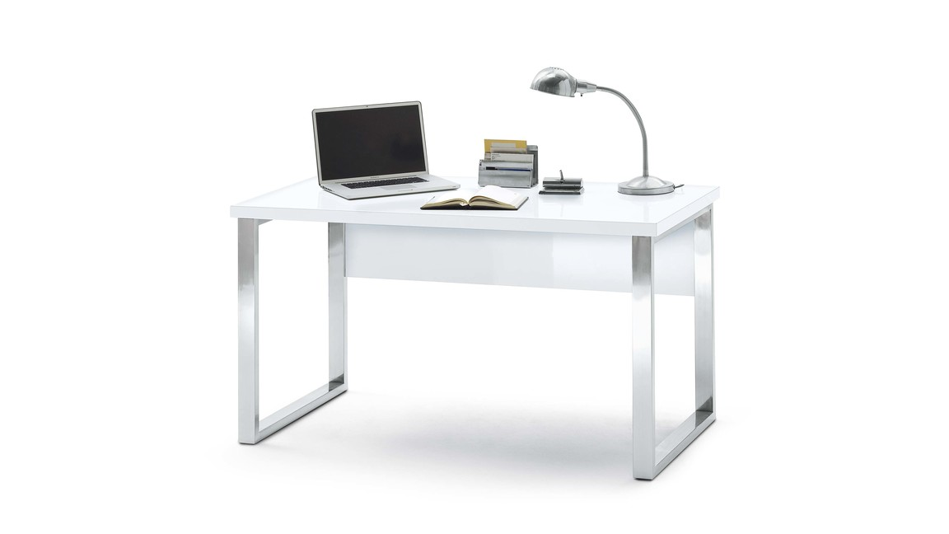 Schreibtisch fürs Wohnzimmer oder Home Office