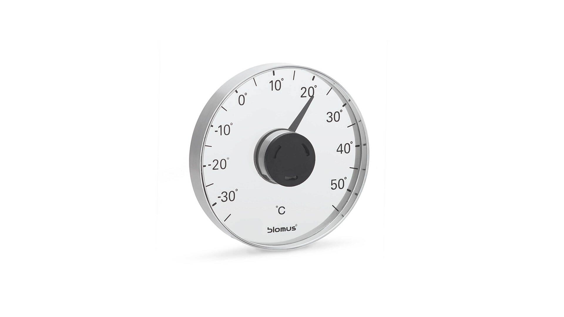 blomus Fenster-Thermometer Grado