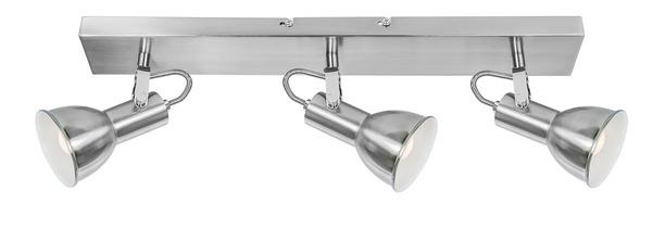 GLOBO Spot-Deckenleuchte Fargo – Deckenlampe
