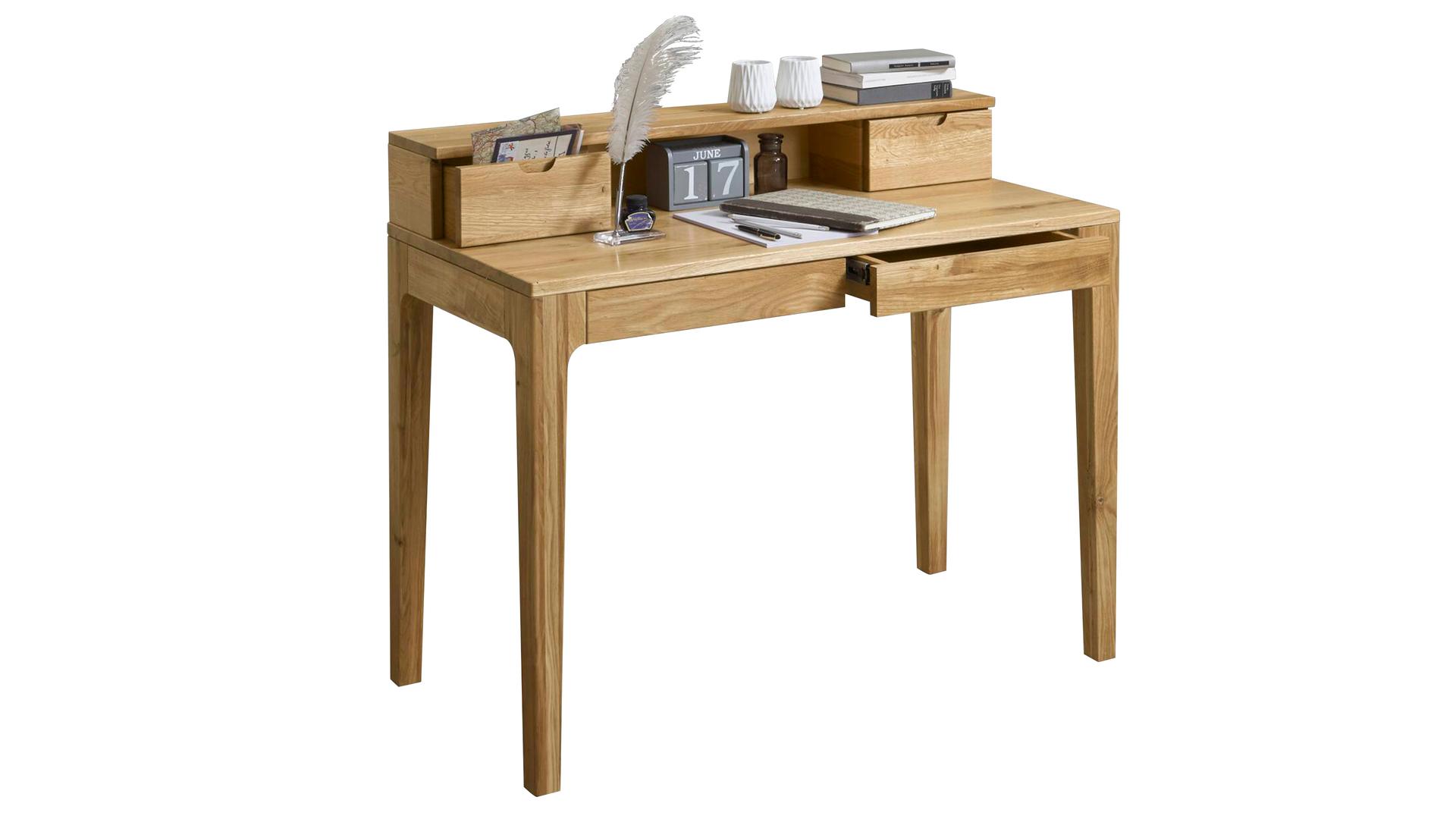 Massivholzmöbel – Schreibtisch